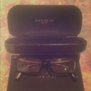 EUC. Coach Prescription Eyeglasses